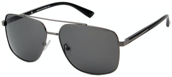 På billedet ser du et stemningsbillede (#1) fra Regulær solbriller til mænd, Gaze fra brandet Solbrillerne.dk i en størrelse H: 59 cm. B: 14 cm. L: 142 cm. i farven Sort