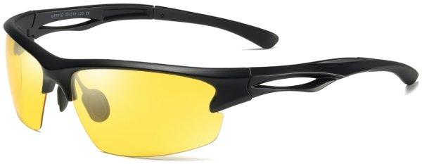 På billedet ser du variationen fra brandet Solbrillerne.dk i en størrelse H: 65 cm. B: 16 cm. L: 135 cm. i farven Gul