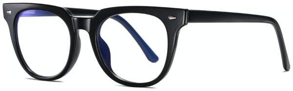 På billedet ser du et stemningsbillede (#7) fra Regulær bluelight briller til kvinder, Crafter fra brandet Solbrillerne.dk i en størrelse H: 50 cm. B: 20 cm. L: 138 cm. i farven Sort