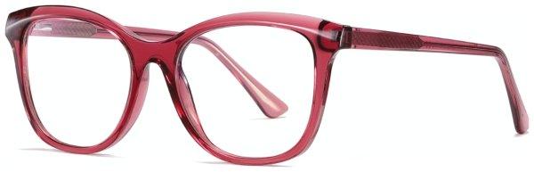 På billedet ser du variationen fra brandet Solbrillerne.dk i en størrelse H: 52 cm. B: 18 cm. L: 145 cm. i farven Rød