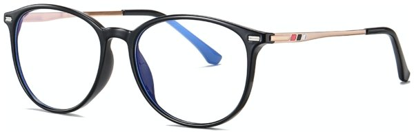På billedet ser du et stemningsbillede (#7) fra Regulær bluelight briller, Gory fra brandet Solbrillerne.dk i en størrelse H: 54 cm. B: 17 cm. L: 145 cm. i farven Sort