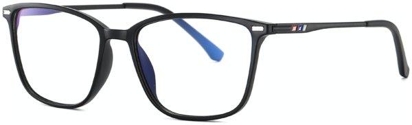 På billedet ser du et stemningsbillede (#1) fra Regulær bluelight briller, Ground fra brandet Solbrillerne.dk i en størrelse H: 55 cm. B: 17 cm. L: 145 cm. i farven Matsort