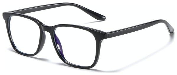 På billedet ser du et stemningsbillede (#6) fra Regulær bluelight briller, Iconic fra brandet Solbrillerne.dk i en størrelse H: 54 cm. B: 17 cm. L: 140 cm. i farven Sort