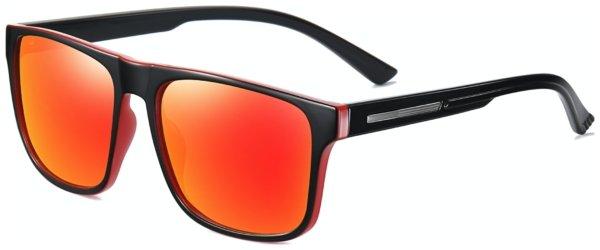 På billedet ser du variationen fra brandet Solbrillerne.dk i en størrelse H: 56 cm. B: 17 cm. L: 140 cm. i farven Orange